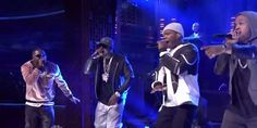 "G-Unit Performing ""I'm Grown"" on Jimmy Fallon Live [Video]- http://getmybuzzup.com/wp-content/uploads/2015/03/g-unit1-650x327.jpg- http://getmybuzzup.com/g-unit-performing-im-grown/- G-Unit Performing ""I'm Grown"" In case you missed it. Watch G-Unit (50 Cent, Tony Yayo, Lloyd Banks, Kidd Kidd & Young Buck) perform the song titled ""I'm Grown"" live on The Jimmy Fallon show. Enjoy this video stream below after the jump. Follow m...- #GUni"