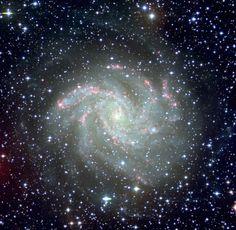 NGC 6946 (Arp 29)