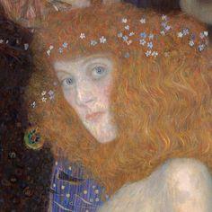"lonequixote: "" Gustav Klimt Hope I (detail) "" Gustav Klimt, Klimt Art, Art Nouveau, Albrecht Durer, Buy Art Online, Art Themes, Artist Art, Contemporary Paintings, Lovers Art"