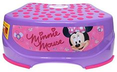 Disney Minnie Mouse Step 'N Glow Step Stool, Purple for sale online Minnie Mouse Nursery, Minnie Mouse Toys, Baby Potty, Baby Diaper Bags, Baby Alive, Baby Store, Baby Disney, Disney Frozen, Kawaii