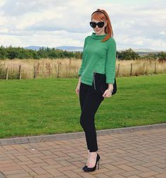 Veritable retro glamour from blogger Forever Amber and the #Boden Audrey Jumper.