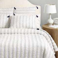 Tassel Quilt | Bedroom | Home Goods | Maison de Montaigu