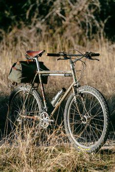 classic clunker bike #mtb