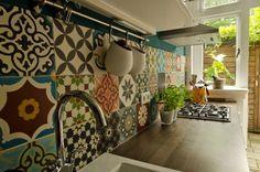 pałacowe płytki do łazienek i kuchni styl marokański