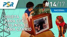 """TLV1 - PSR NAC: """"Grieta"""" para CFK / """"Blindaje"""" para Carrió"""