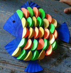 Paper Plate Crafts 808818414314880019 - paper plate fish craft for kids. Special scales version Source by ChantalToc Paper Plate Fish, Paper Plate Crafts, Paper Crafts For Kids, Paper Plates, Fish Plate, Paper Cups, Sea Crafts, Fish Crafts, Flower Crafts