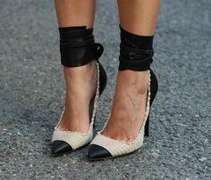 Isabel Marant stilettos.