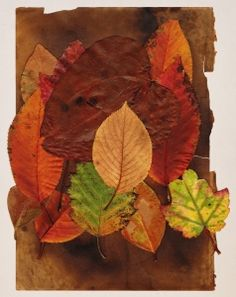 Blog post at Autumn And Kids : Leaves  All join hands and circle round While we watch the leaves fall down See them twirling to the ground, See them dancing all aroun[..]