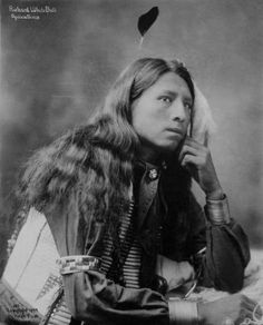 Richard White Bull - Oglala - 1899