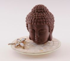 Buddha  Glycerin Soap Brown Color Covered with by 5thAveSoaps, $9.00