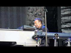 Bruce Springsteen - Incident on 57th Street, Dublin 2016 - YouTube