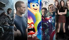 Summer Box Office is Second Biggest in History Thanks to Jurassic World, Avengers And More