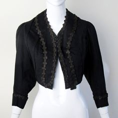Edwardian 1905 Bolero S design inspiration on Fab.