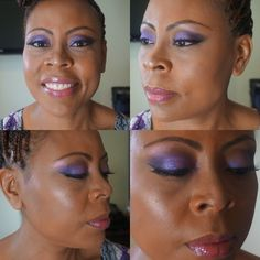 Bridesmaid...Brans Makeup