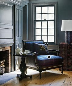 By Design | Sourcing Ralph Lauren's Home Collection - NYTimes.com  Me encantan los colores!!!