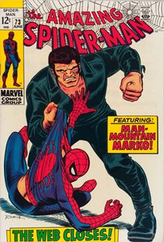 The value of Amazing Spider-Man #73