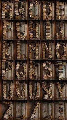 alphabet livres