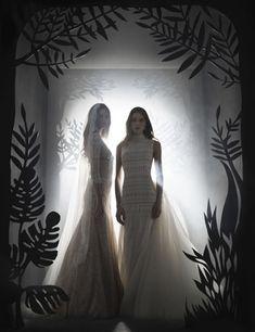 Коллекция свадебных платьев Ersa Atelier осень 2016 - The-wedding.ru