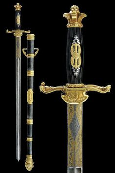 An important AN XII model general's glaive, France 1800