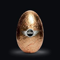 Happy Easter Mini fans. Have a cracking one.