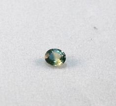 Natural .68 cts Bi-Color Sapphire Loose Stone by GemoGemArt