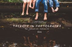 http://beyondthewanderlust.com/therapeutic-photography-healing-your-soul-behind-the-lens-with-sarah-driscoll-photography/ Workshop on using photography as therapy-- editing videos (film like editing style) and 100 page PDF only $35.00