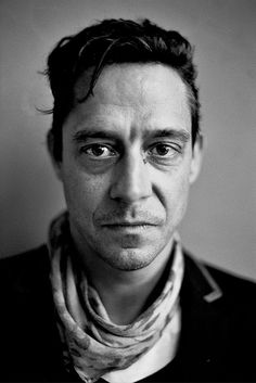 Jamie Hince of The Kills by Shawn Brackbill