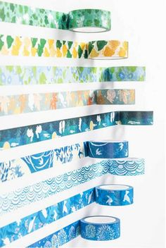 Beautiful Japanese pattern washi tape | masking tape | Kawaii Pen Shop