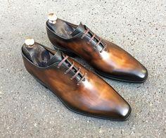 Caulaincourt shoes - Riva - fire wood