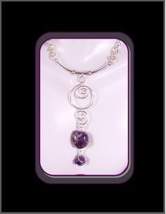 wife gift - girlfriend gift - amethyst jewelry, protection jewelry,NA jewelry, sobriety jewelry,recovery jewelry