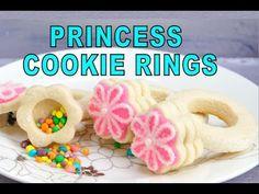 Princesa Pinata de cookies Anillos: de Haniela