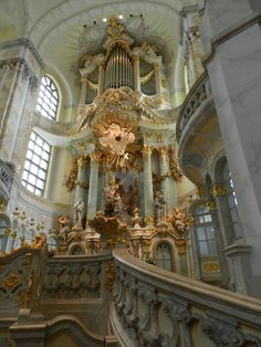 Dresden Frauenkirche - Dresden Germany