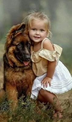 Dogs And Kids, Animals For Kids, Animals And Pets, Baby Animals, Cute Animals, Dog Best Friend, Puppies And Kitties, Retriever Puppy, Cute Animal Pictures