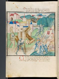 Bern, Burgerbibliothek, Mss.h.h.I.3, f. 420 – Diebold Schilling, Amtliche Berner Chronik, vol. 3: