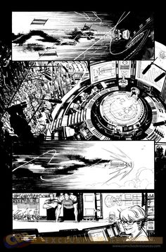 """Images for : Millar Maps Out His & Murphy's Time Travel Itinerary in """"Chrononauts"""" - Comic Book Resources"""