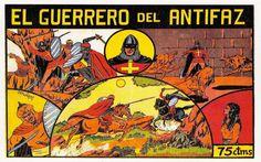 EL GUERRERO DEL ANTIFAZ  MANUEL GAGO PORTADAS 000 1051944