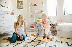 choisir un tapis scandinave pour la chambre d'enfant