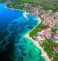Baska Voda, Croatia - so close! Vacation Places, Vacation Trips, Places To Travel, Places To See, Vacation Rentals, Croatia Travel, Summer Of Love, Diving, Around The Worlds