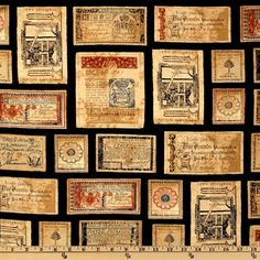 vintage french stamps