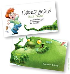 Great business card design