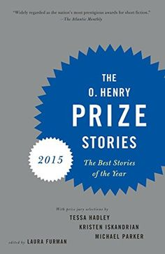 The O. Henry Prize Stories 2015 Anchor