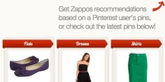 With Pinpointing, Zappos hooks up Pinterest with e-commerce. http://cnet.co/MZSqkD