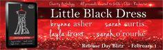 Renee Entress's Blog: [Release Day Blitz] Little Black Dress  - Antholog...