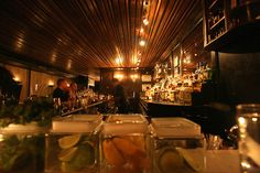 Death & Co NYC | Is A Death & Co. Lounge Going Into Bar Noir? -- Grub Street ...
