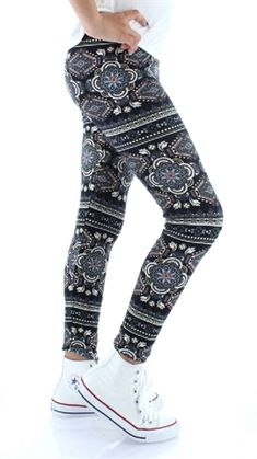 Girls Leggings  Buskins. KIDS Night Charms