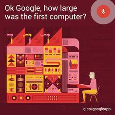 #OkGoogle Computer  - Google+
