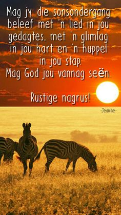 Afrikaanse Quotes, Goeie Nag, Angel Prayers, Good Night Sweet Dreams, Night Wishes, Good Night Quotes, Sleep Tight, Soul Food, Messages