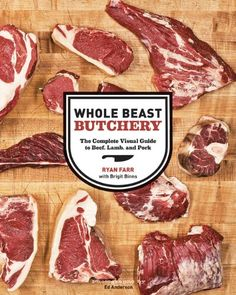 Whole Beast Butchery: The Complete Visual Guide to Beef, ... http://smile.amazon.com/dp/1452100594/ref=cm_sw_r_pi_dp_9yhrxb0QCBT43
