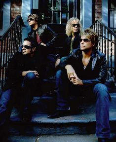 There is never a day so horrible that Bon Jovi cannot make it better.
