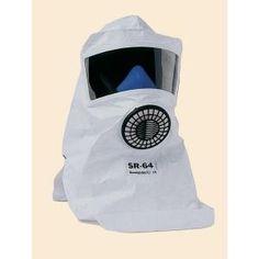 Sundstrom Safety Tyvek Protective Hood with Visor-SR 64 at The Home Depot